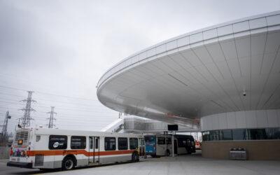 Kipling Transit Hub, Toronto