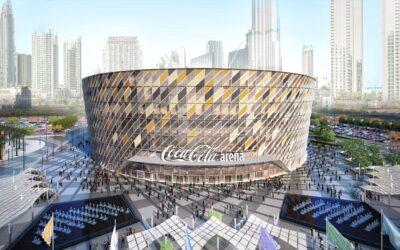 Coca Cola Arena, Dubai